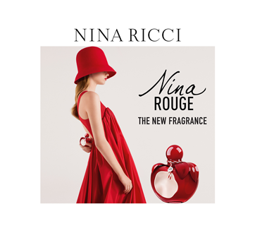 Image 3 of product Nina Ricci - Nina Rouge Eau de Toilette, 50 ml