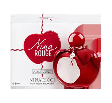 Image 4 of product Nina Ricci - Nina Rouge Eau de Toilette, 50 ml