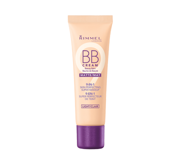BB Cream Matte 9-In-1 Skin Perfecting Super Makeup, 30 ml