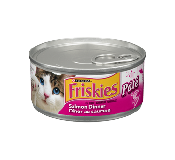 Friskies Pâté Dinner, 156 g, Salmon