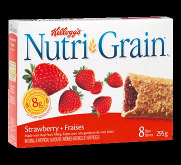 Nutri-Grain Cereal Bars Strawberry, 295 g