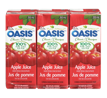 Apple Juice, 3 x 200 ml