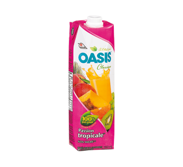 Image 2 of product Oasis - Tropical Passion Juice, 960 ml