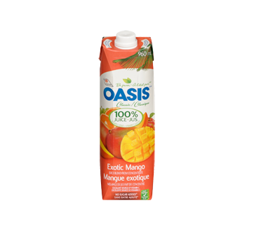 Image 3 of product Oasis - Exotic Mango Juice, 960 ml