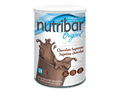 Image of product Nutribar - Original Meal Replacement Powder, 530 g, Chocolate Supreme