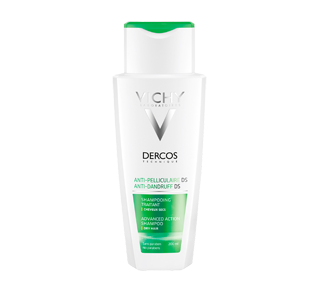 Dercos Anti-Dandruff Shampoo for Normal to Dry Hair, 200 ml