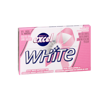 Image 2 of product Excel - Excel White Bubblumint, 12 units