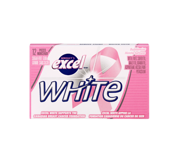 Image 3 of product Excel - Excel White Bubblumint, 12 units