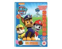 Image of product Paw Patrol - Christmas and New Year Countdown Calendar, 50 g