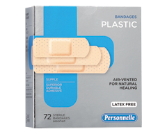 Image of product Personnelle - Bandages Plastic, 72 units