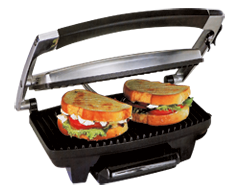Image of product Home Exclusives - Panini Maker and Healthy Grill