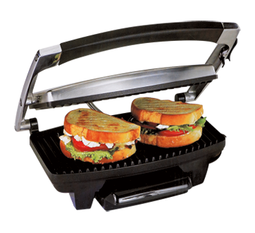 Panini Maker and Healthy Grill