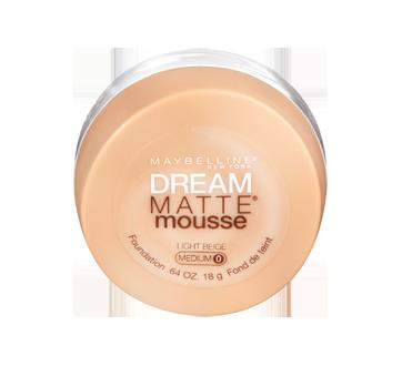 Dream Matte Mousse Foundation, 15 g