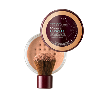 Image 2 of product Maybelline New York - Mineral Power Powder Foundation, 8 g Classic Ivory