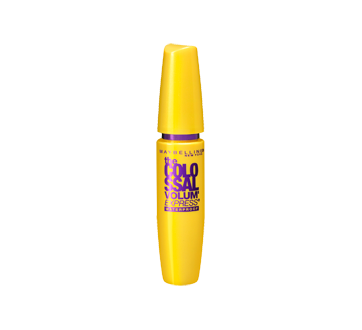 Image of product Maybelline New York - Volum' Express Colossal Mascara Waterproof, 9.2 ml Glam Black