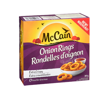Image 2 of product McCain - Ovenable Onion Rings, 8 x 397 g