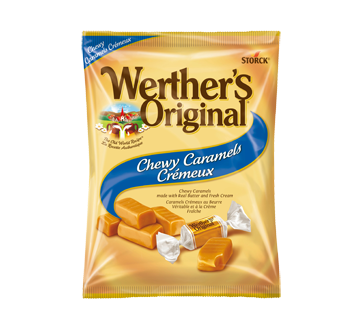 Image of product Werther's Original - Chewy Caramel, 128 g