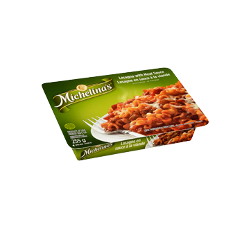 Lasagna with Meat Sauce, 255 g