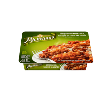 Image 2 of product Michelina's - Lasagna with Meat Sauce, 255 g