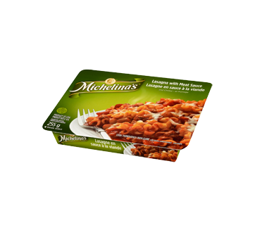 Image 3 of product Michelina's - Lasagna with Meat Sauce, 255 g