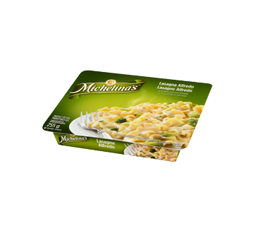 Image 3 of product Michelina's - Lasagna Alfredo, 255 g