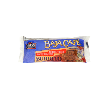 Image of product Reser's Baja Café - Red Hot Burrito, 142 g