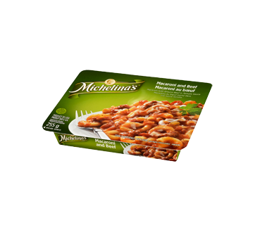 Image 3 of product Michelina's - Macaroni and Beef, 255 g