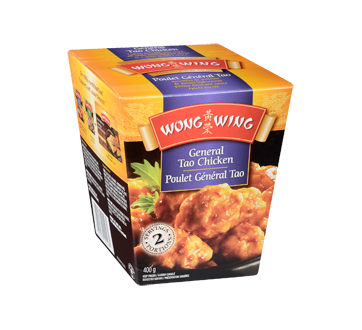 Image 2 of product Wong Wing - Chicken General Tao, 400 g