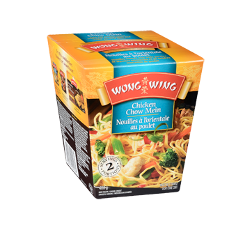 Image 2 of product Wong Wing - Oriental Noodles Chicken Chow Mein, 400 g