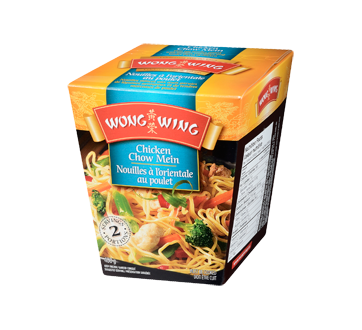 Image 3 of product Wong Wing - Oriental Noodles Chicken Chow Mein, 400 g