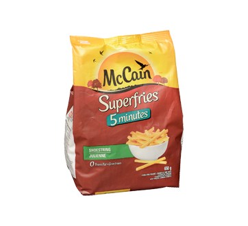 Image 2 of product McCain - Superquick 5 Minutes Fries, 12 x 650 g