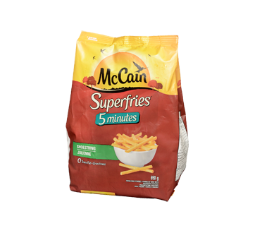Image 3 of product McCain - Superquick 5 Minutes Fries, 12 x 650 g