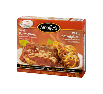Image 3 of product Stouffer's - Veal Parmigiana, 322 g