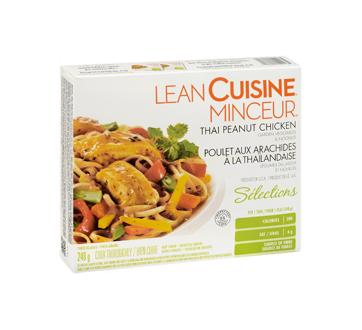 Image 2 of product Lean Cuisine - Thai Peanut Chicken, 248 g