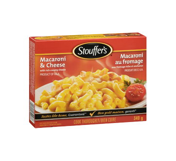 Image 2 of product Stouffer's - Macaroni and Cheese, 340 g