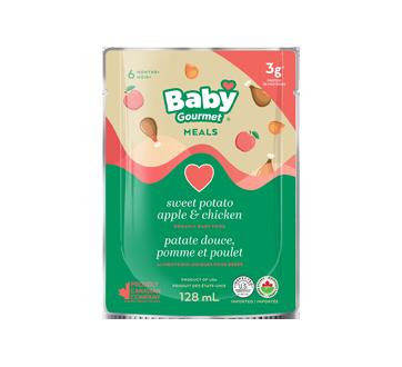 Sweet Potato, Apple & Chicken, 128 ml