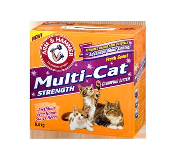 Multi-Cat Clumping Cat Litter, 6.4 kg, Multi-Cat