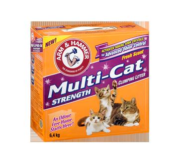Image 2 of product Arm & Hammer - Multi-Cat Clumping Cat Litter, 6.4 kg, Multi-Cat