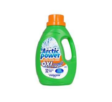 Image of product Arctic Power - Oxi Detergent, 1.47 L, Spring Magic