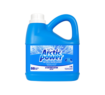 Image of product Arctic Power - Detergent, 3.96 L, Waterfall Fresh HE