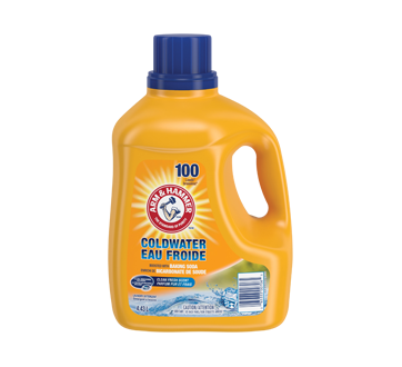 Arm & Hammer Clean Fresh, Coldwater, 4.43 L