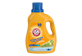 Thumbnail 1 of product Arm & Hammer - Laundry Detergent Liquid for Cold Water, 2.21 L, Fresh scent