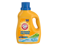 Image of product Arm & Hammer - Laundry Detergent Liquid, 2.21 L, Fresh scent