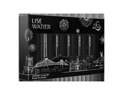 Image of product Lise Watier - Glam Rouge Gourmand Gift Set, 5 units