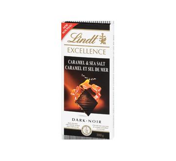 Excellence Dark Chocolate, 100 g, Caramel
