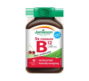 Image of product Jamieson - Vitamin B12 5,000 mcg, 45 units