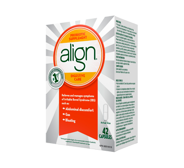 Image of product Align - Probiotic Daily Supplement, 42 units