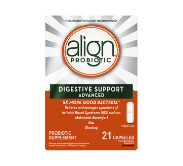 Image of product Align - Advanced Probiotic, 21 units