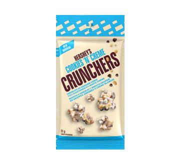 Hershey's Cookies 'N Creme Crunchers, 51 g