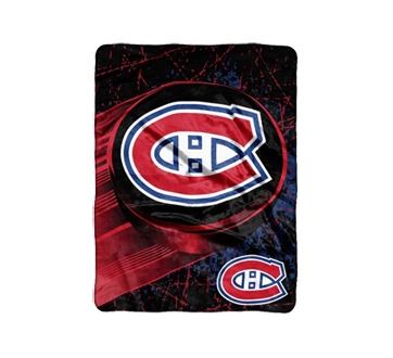 Montreal canadiens micro raschel blanket 1 unit nhl linens montreal canadiens micro raschel blanket 1 unit prinsesfo Image collections